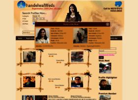 khandelwalweds.com