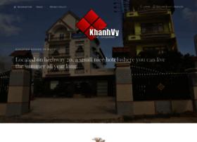 khanhvyhotel.com