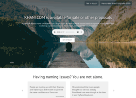 khani.com