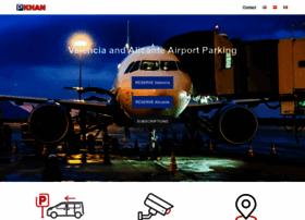 khanlowcostparking.com