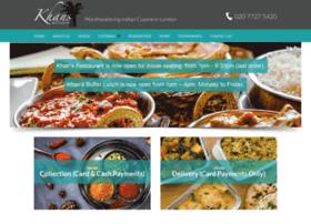 khansrestaurant.com