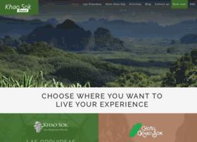 khao-sok-resort.com