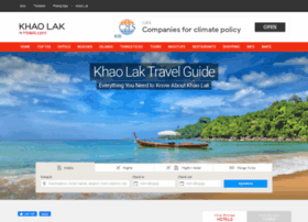 khaolak-hotels.com