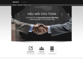 khaosat.sony.com.vn
