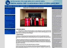 khaothi.ictu.edu.vn