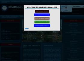 kharagpurcollege.ac.in