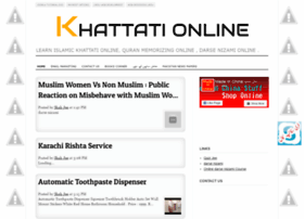 khattationline.blogspot.com