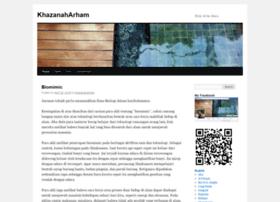 khazanaharham.wordpress.com