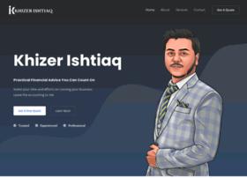 khizerishtiaq.com