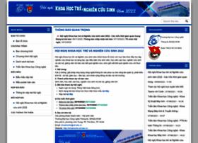 khoahoctre.uit.edu.vn