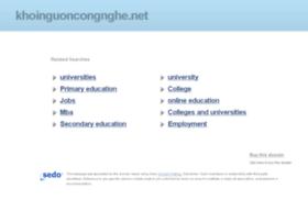 khoinguoncongnghe.net