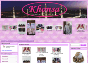 khonsa-collection.com