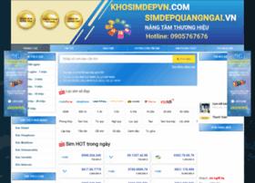 khosimdepvn.com