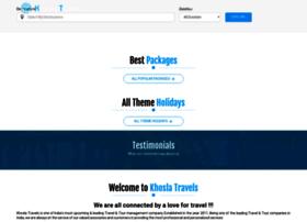 khoslatravels.com