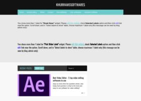 khurramssoftwares.blogspot.com