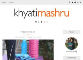 khyatimashru.com