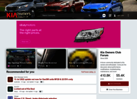 kiaownersclub.co.uk