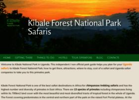 kibaleforestnationalpark.com
