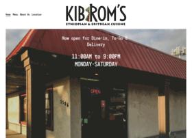 kibromsfood.com