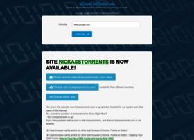 kickasstorrents.com.isdownorblocked.com