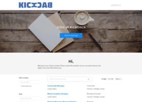 kickback.recruiterbox.com