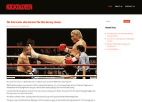 kickboxermag.com.au