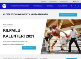kickboxing.fi
