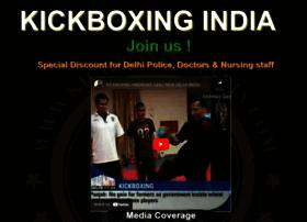 kickboxingindia.com