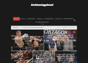 kickboxingplanet.com