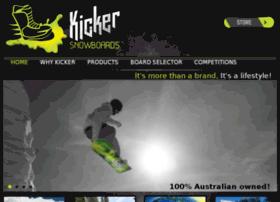 kickersnowboards.com