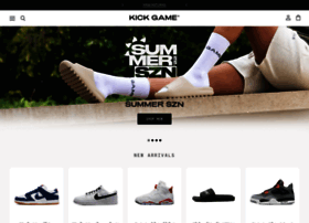 kickgame.co.uk