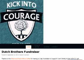 kickintocourage.org