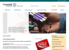 kickmetoscience.uni-rostock.de