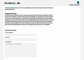 kicknic.de