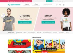 kicknote.spreadshirt.com