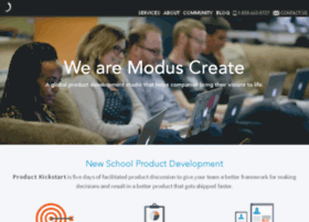 kickstart-uat.moduscreate.com