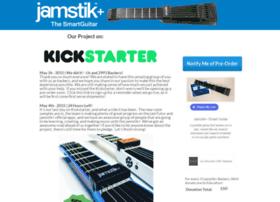 kickstarter.jamstik.com