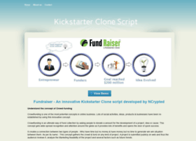 kickstarterclonescripts.webs.com