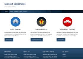 kickstartmemberships.com