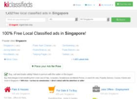 kiclassifieds.sg