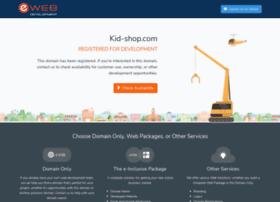 kid-shop.com