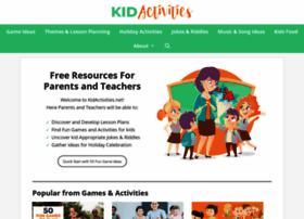 kidactivities.net