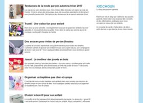 kidchoun.com