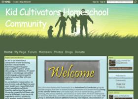 kidcultivatorsatlhomeschool.ning.com