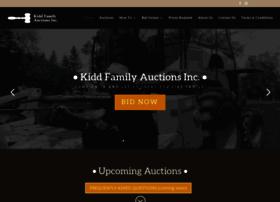 kiddfamilyauctions.com