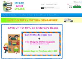 kiddiebookonline.com.sg