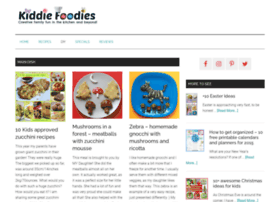 kiddiefoodies.com