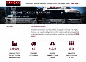 kiddstransport.co.uk