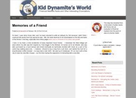 kiddynamitesworld.com