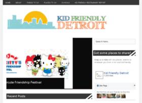 kidfriendlydetroit.com